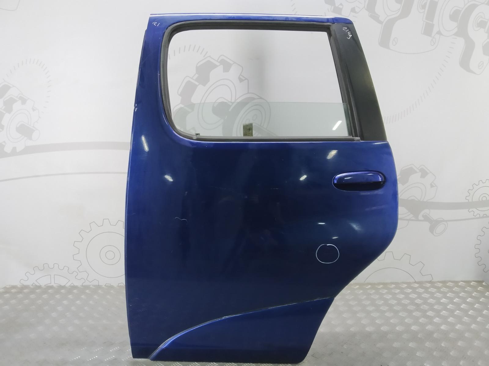 Дверь задняя левая Toyota Yaris Verso 1.3 I 2000 (б/у)