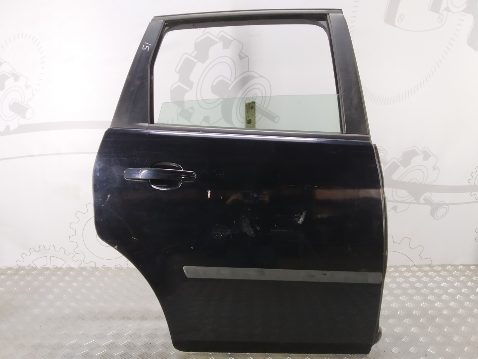 Дверь задняя правая Ford C-Max 1.6 I 2005 (б/у)