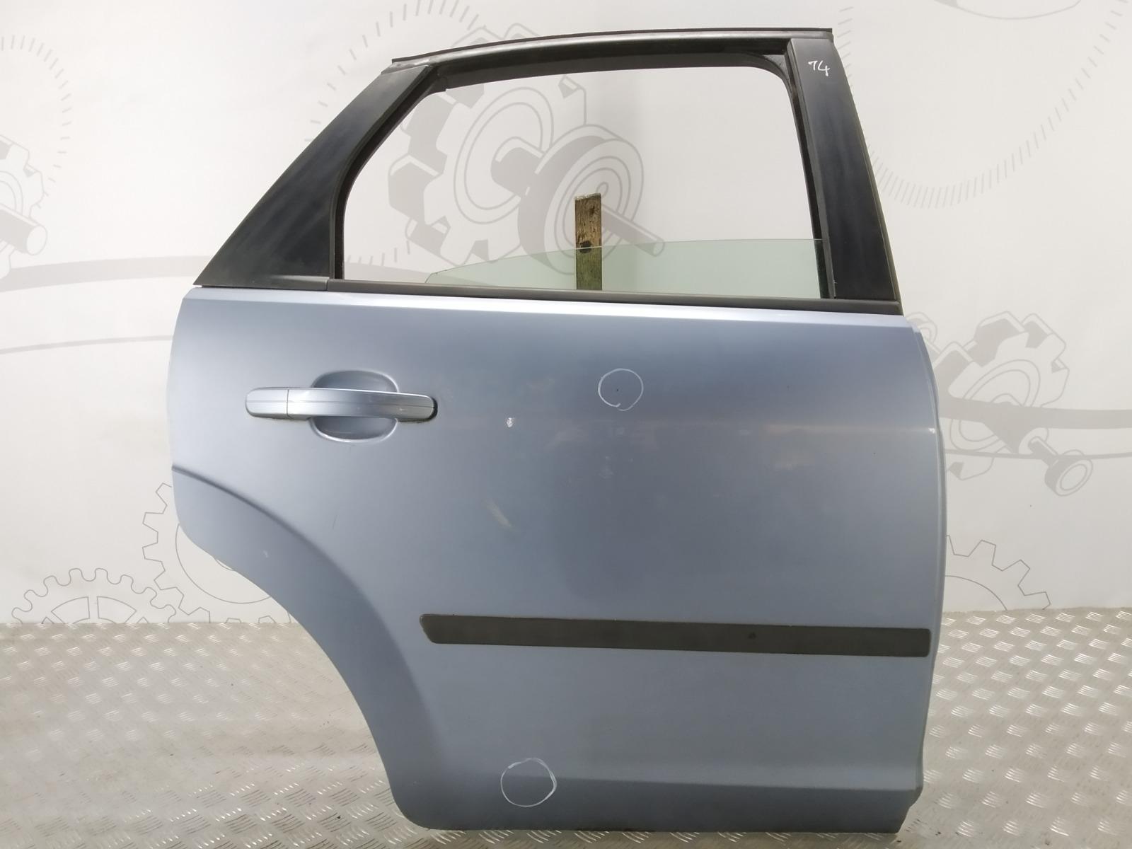 Дверь задняя правая Ford Focus 1.8 I 2007 (б/у)