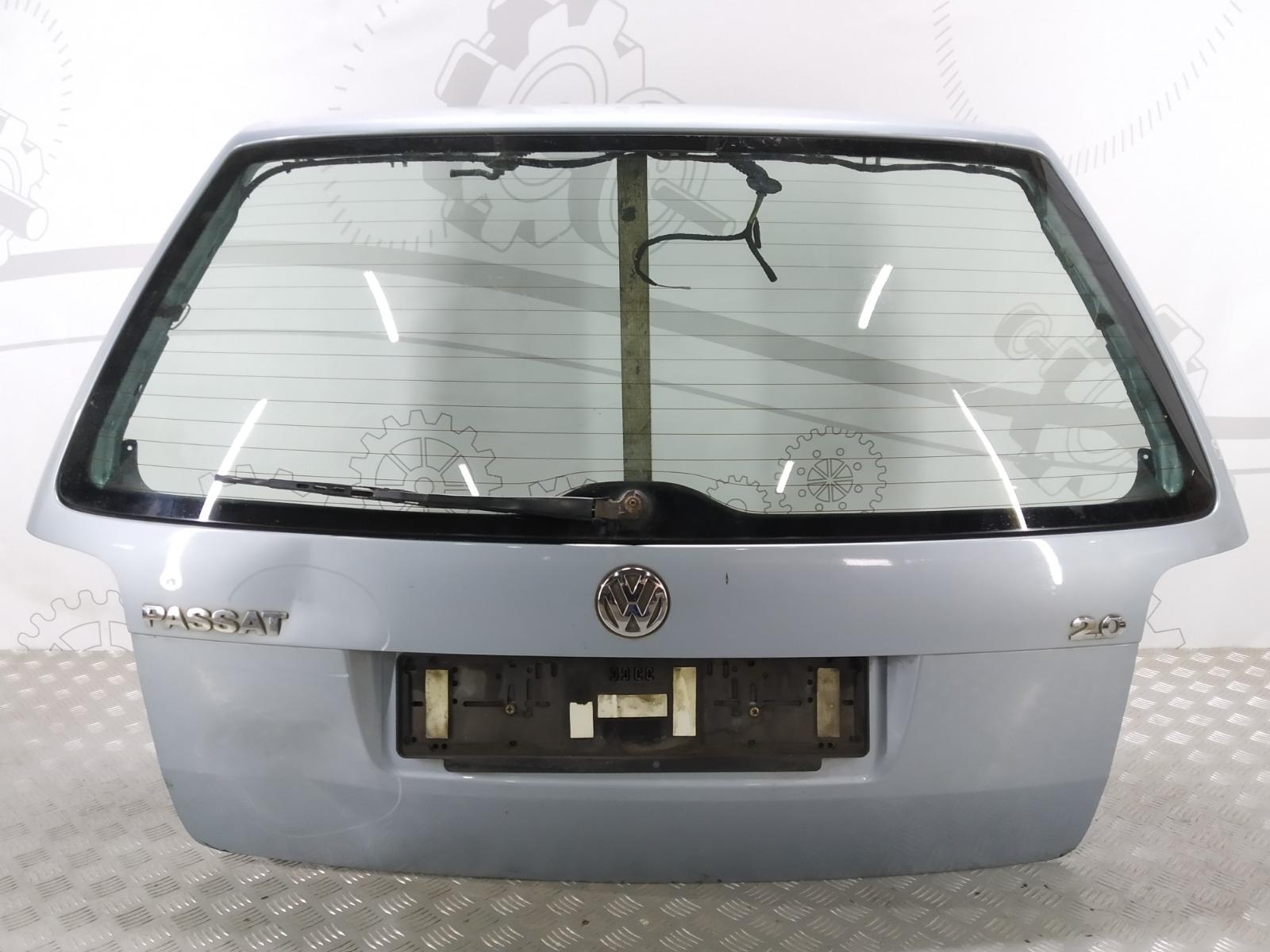 Крышка багажника (дверь 3-5) Volkswagen Passat B5 2.0 I 2002 (б/у)