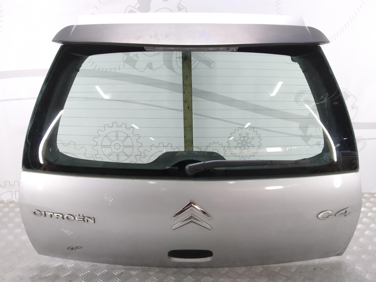 Крышка багажника (дверь 3-5) Citroen C4 1.6 I 2007 (б/у)
