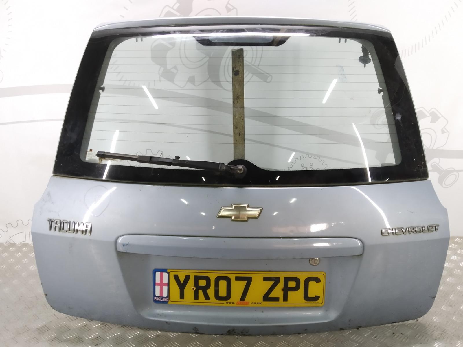 Крышка багажника (дверь 3-5) Chevrolet Tacuma 2.0 I 2007 (б/у)