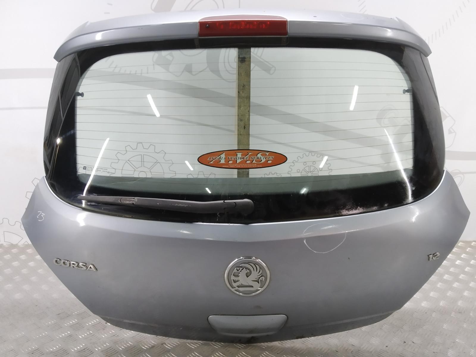 Крышка багажника (дверь 3-5) Opel Corsa D 1.2 I 2007 (б/у)