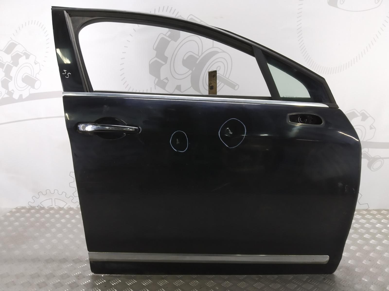 Дверь передняя правая Citroen C5 2.0 HDI 2009 (б/у)