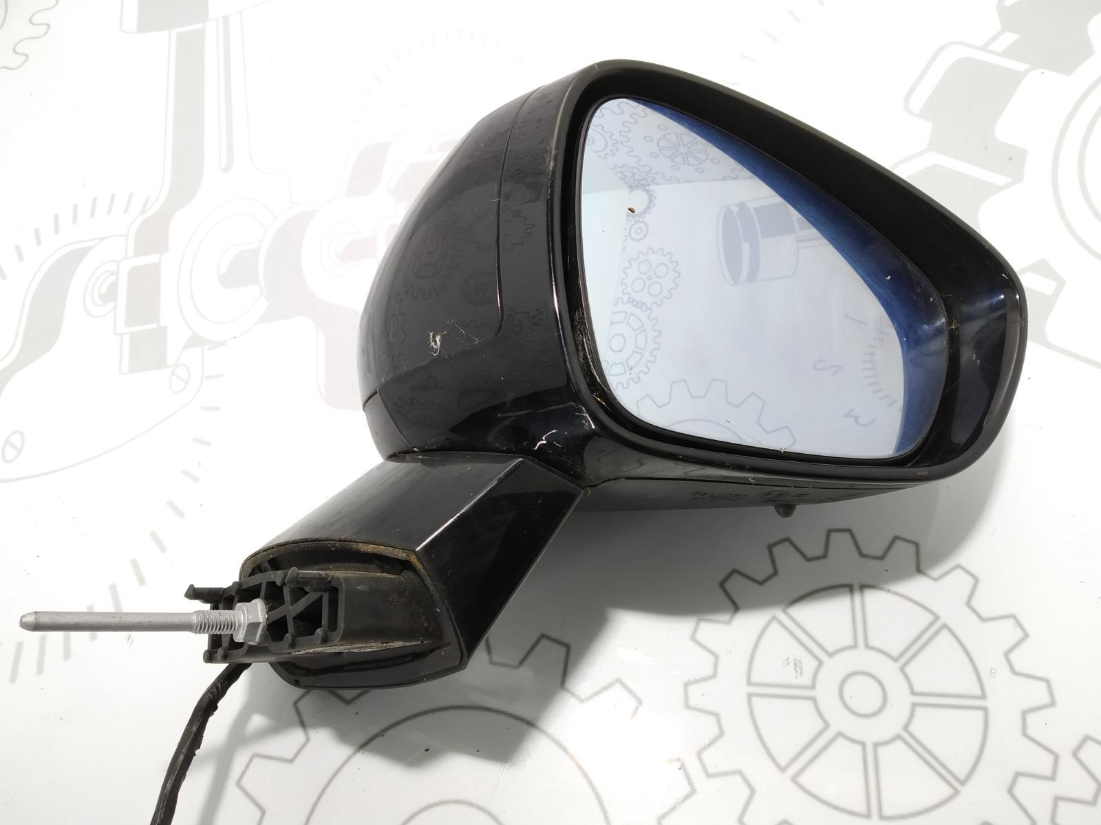 Зеркало наружное правое Citroen C5 2.0 HDI 2009 (б/у)