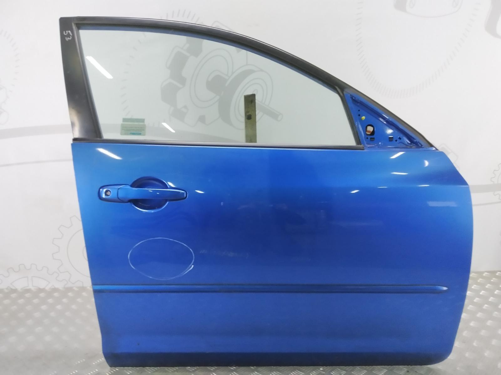 Дверь передняя правая Mazda 3 BK 1.6 I 2005 (б/у)