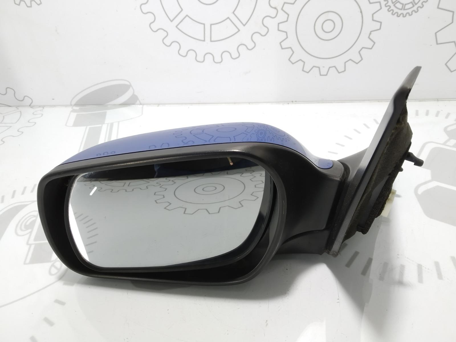 Зеркало наружное левое Mazda 3 BK 1.6 I 2005 (б/у)