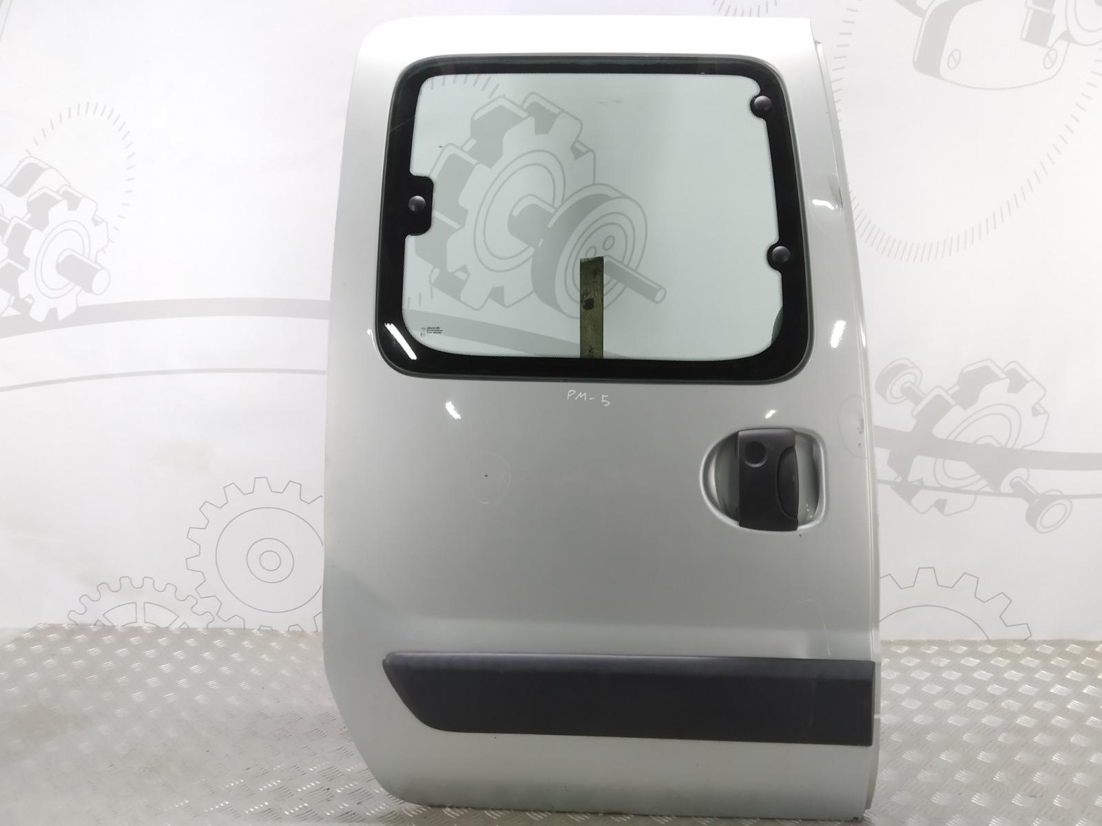 Дверь сдвижная правая Renault Kangoo 1.2 I 2007 (б/у)