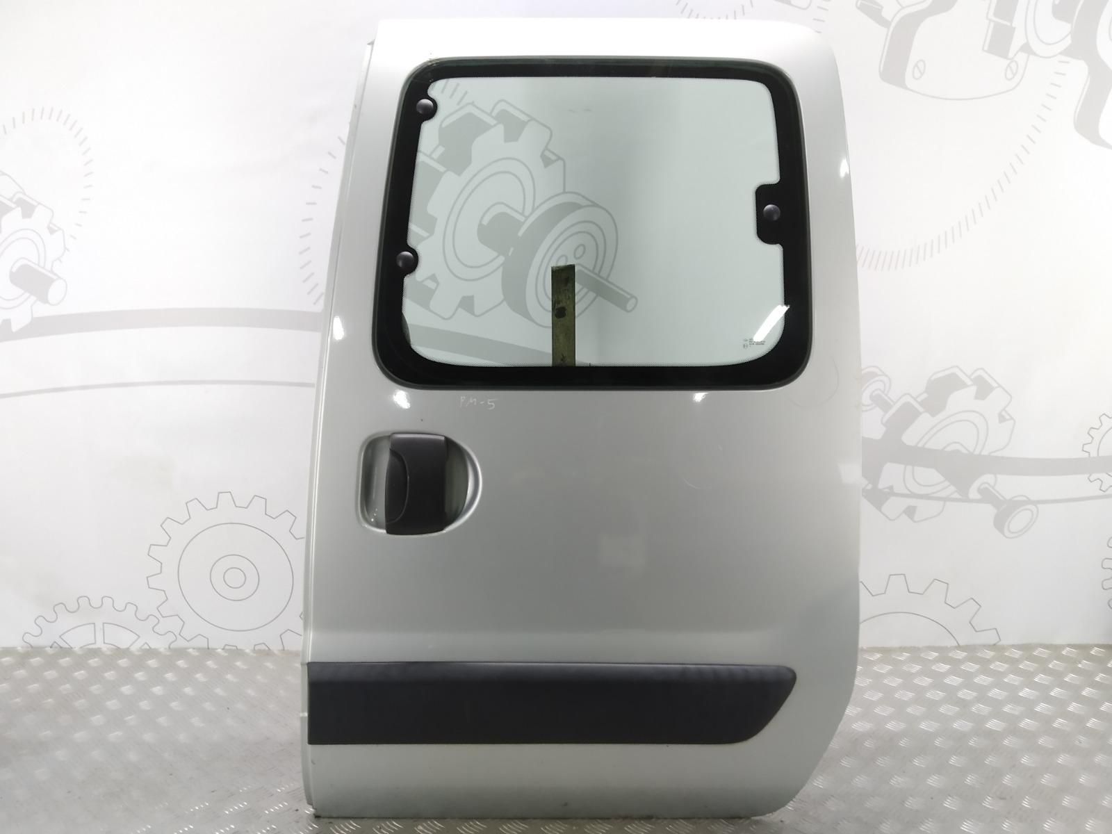 Дверь сдвижная левая Renault Kangoo 1.2 I 2007 (б/у)