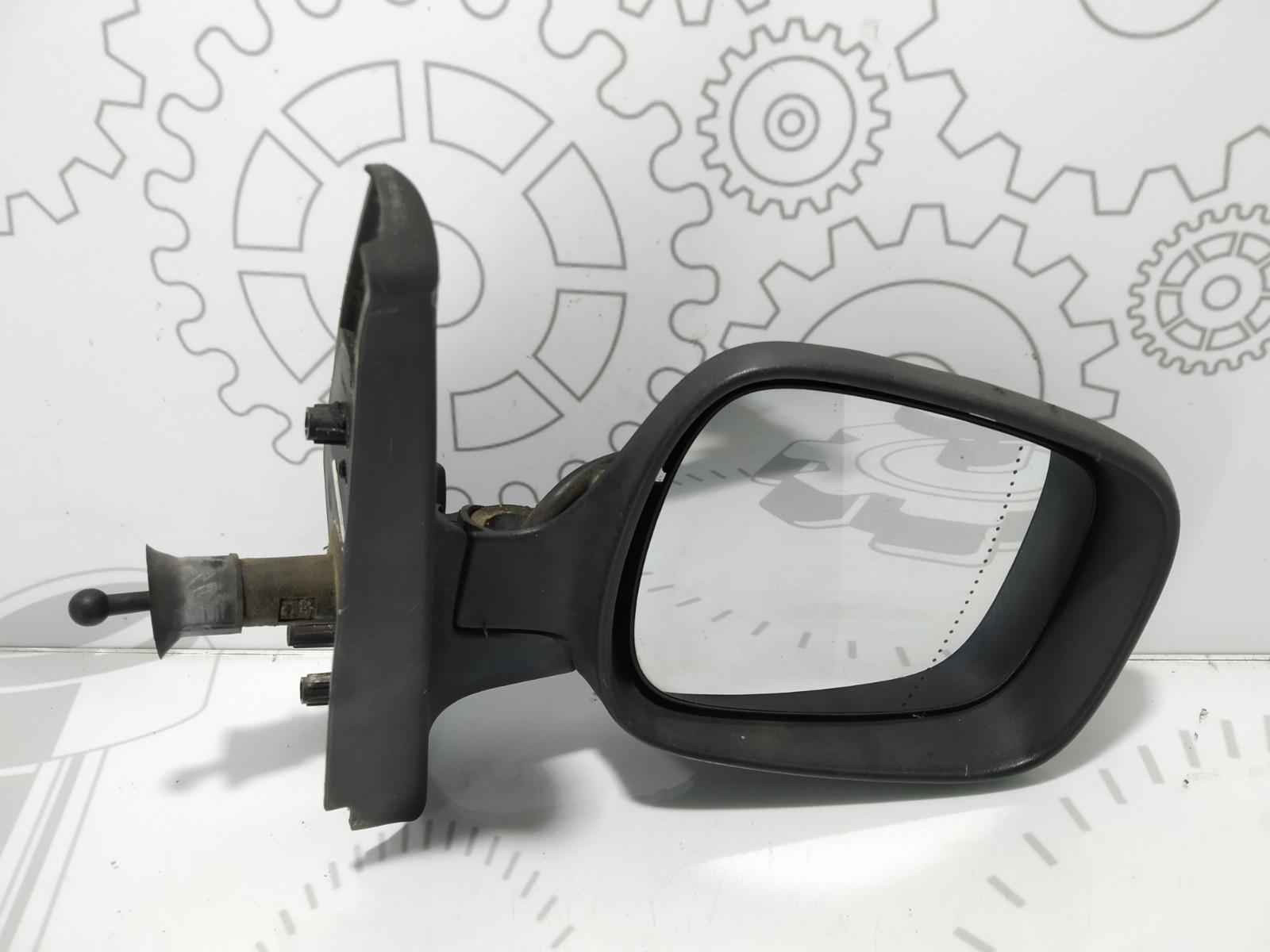 Зеркало наружное правое Renault Kangoo 1.2 I 2007 (б/у)