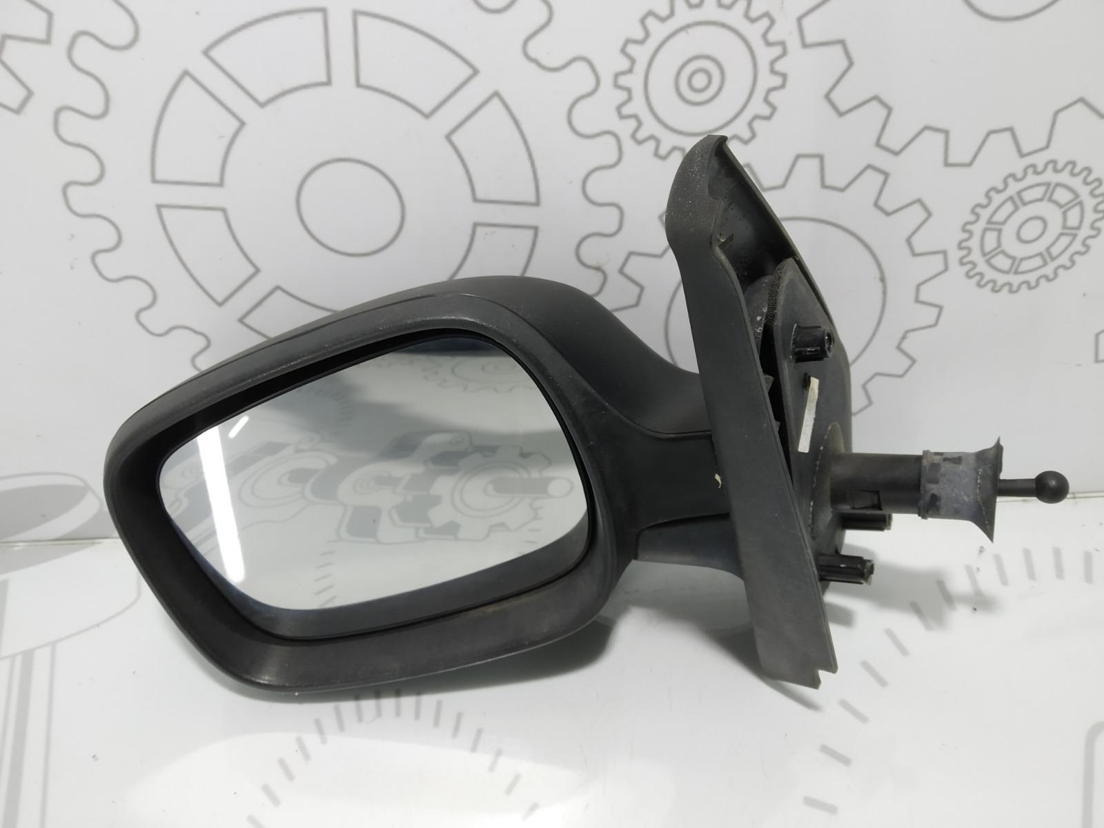 Зеркало наружное левое Renault Kangoo 1.2 I 2007 (б/у)
