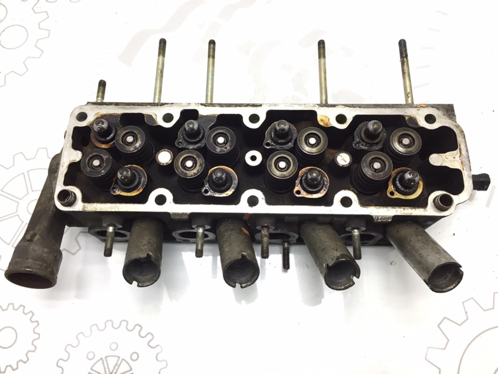 Головка блока цилиндров Opel Astra G 1.6 I 2002 (б/у)