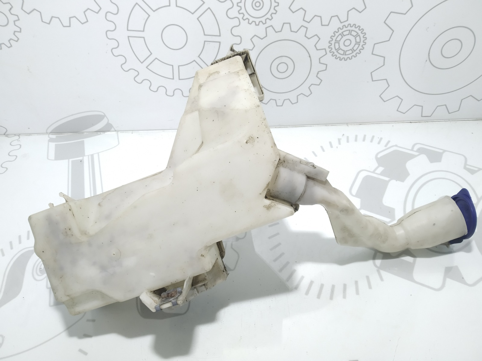 Бачок омывателя Peugeot 407 2.0 HDI 2007 (б/у)