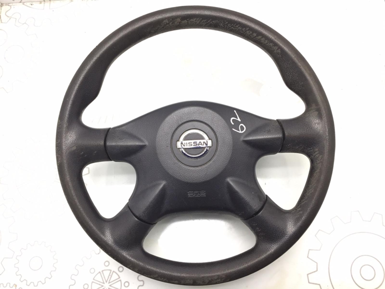 Руль Nissan Almera Tino 1.8 I 2005 (б/у)
