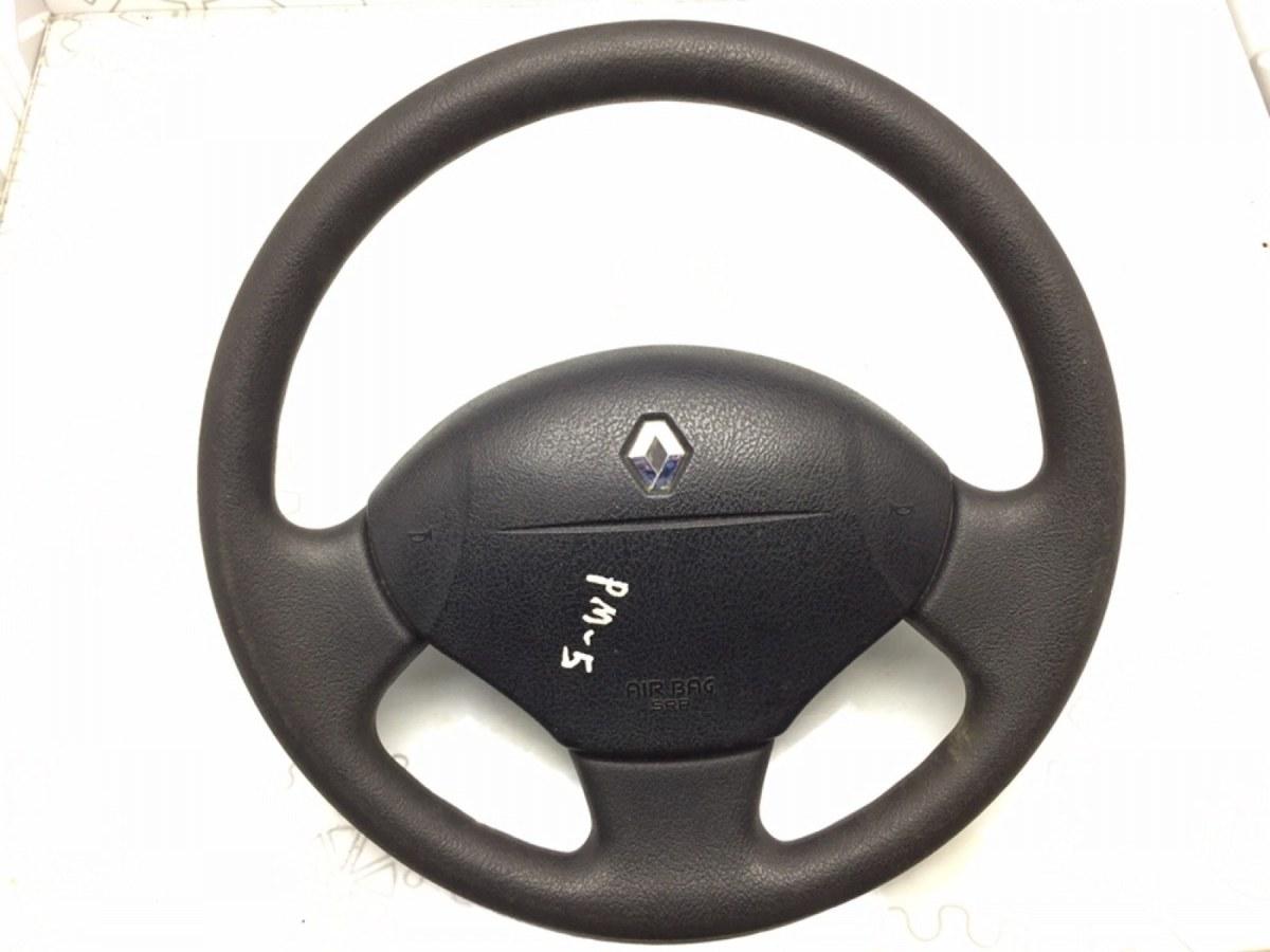 Руль Renault Kangoo 1.2 I 2007 (б/у)