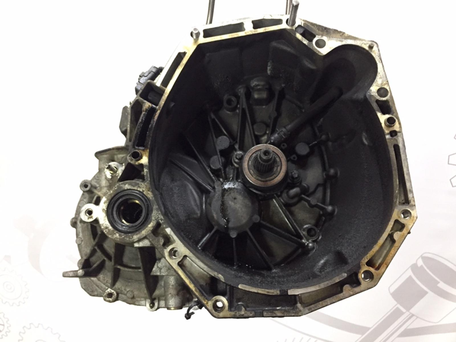 Кпп механическая (мкпп) Nissan Qashqai 1.5 DCI 2007 (б/у)