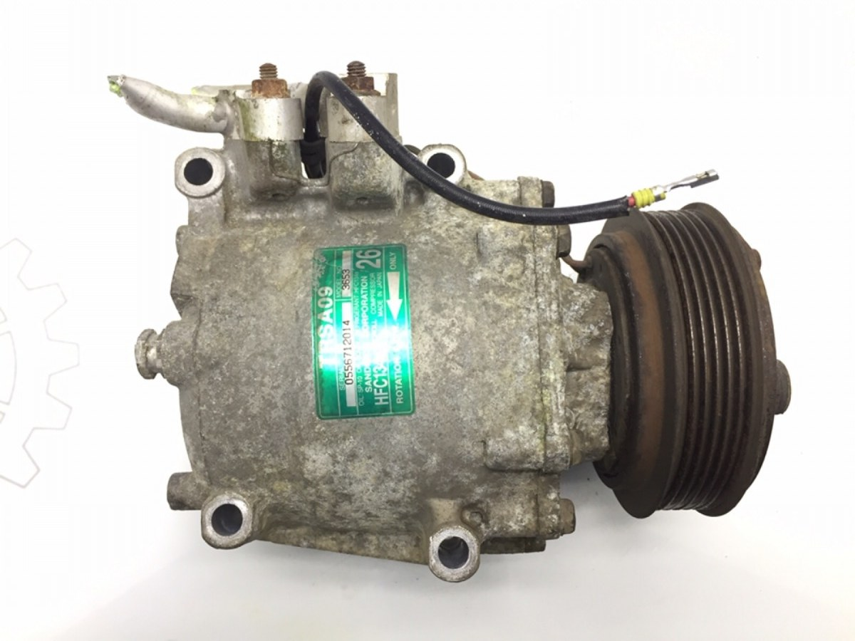 Компрессор кондиционера Honda Civic 1.4 I 2001 (б/у)