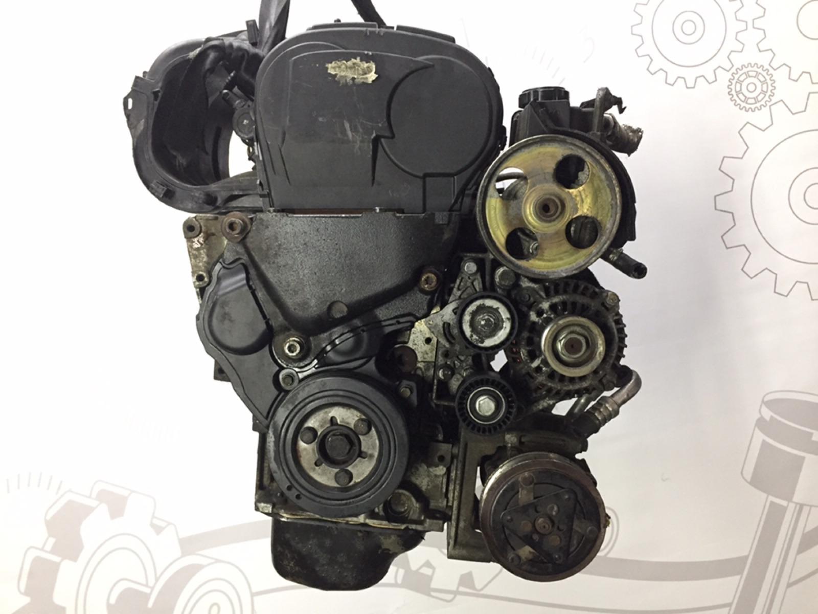 Двигатель Peugeot 206 1.4 I 2005 (б/у)