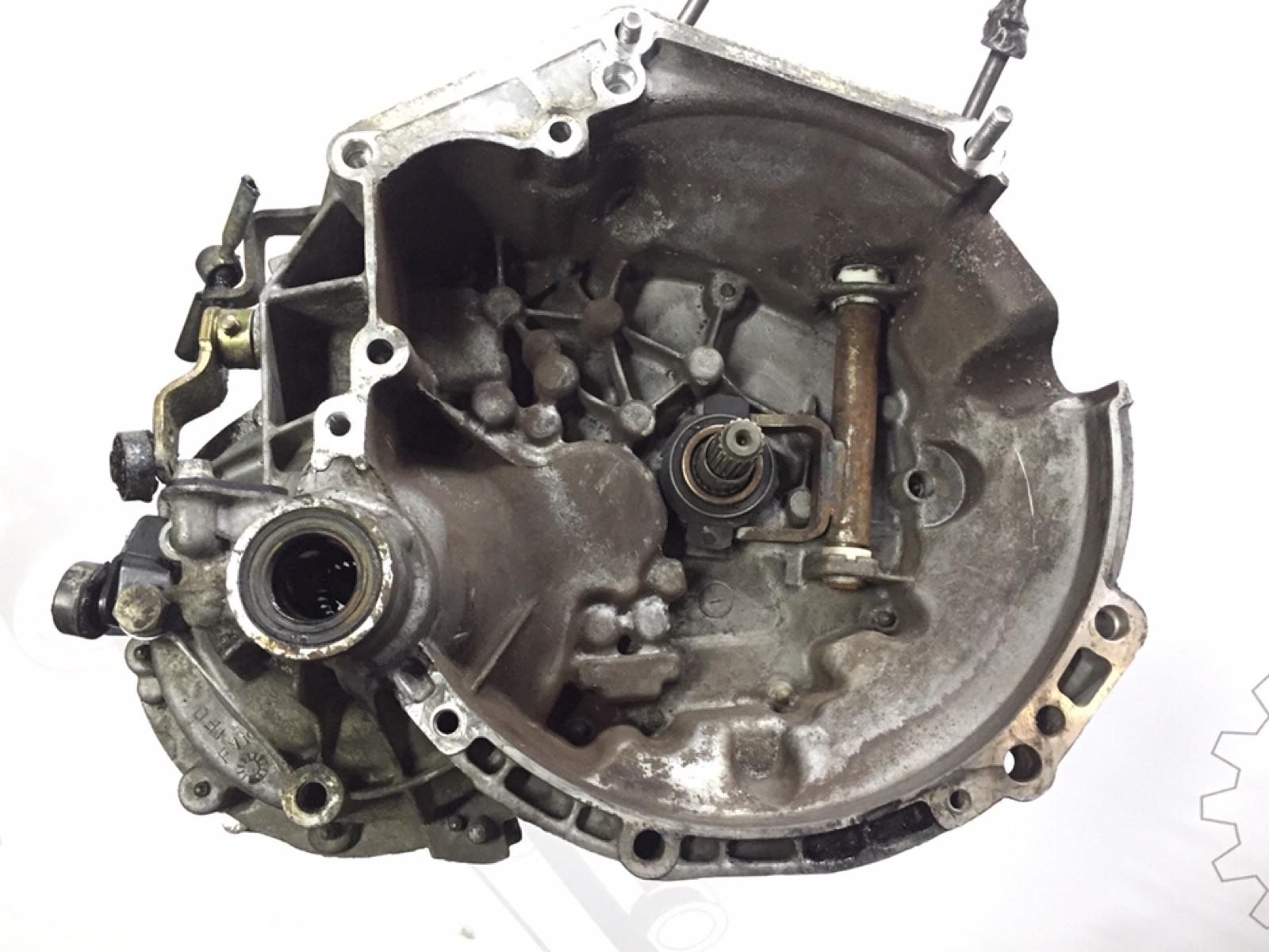 Кпп механическая (мкпп) Peugeot 206 1.4 I 2005 (б/у)