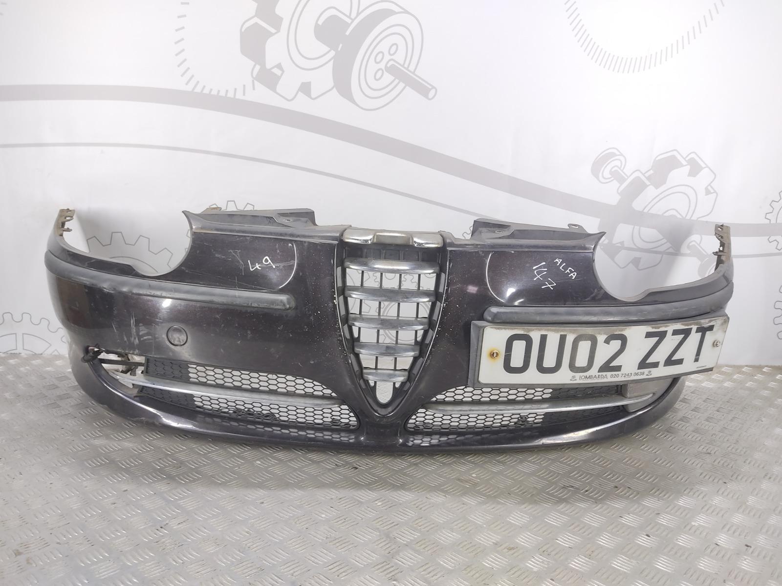 Бампер передний Alfa Romeo 147 1.6 I 2002 (б/у)