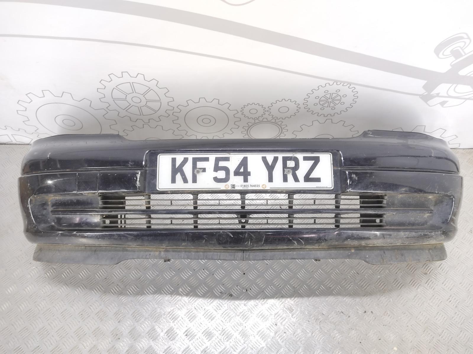 Бампер передний Opel Astra G 1.7 DT 2004 (б/у)