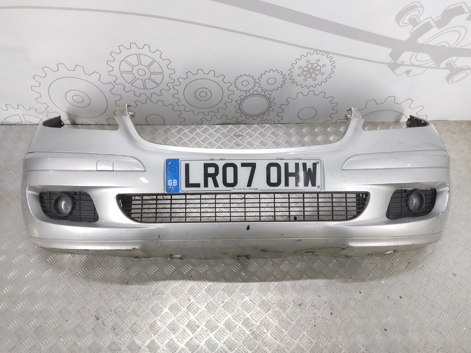 Бампер передний Mercedes A W169 2.0 CDI 2007 (б/у)