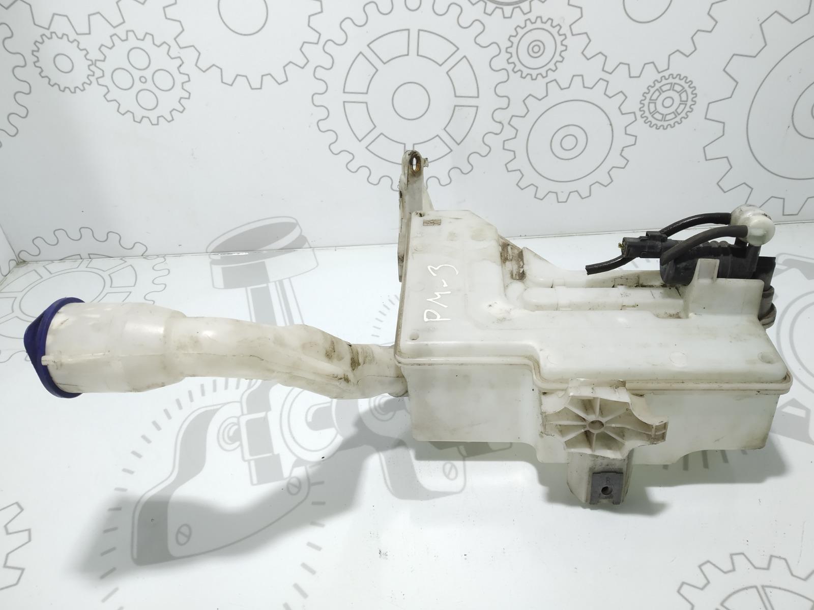 Бачок омывателя Peugeot 407 2.0 HDI 2010 (б/у)