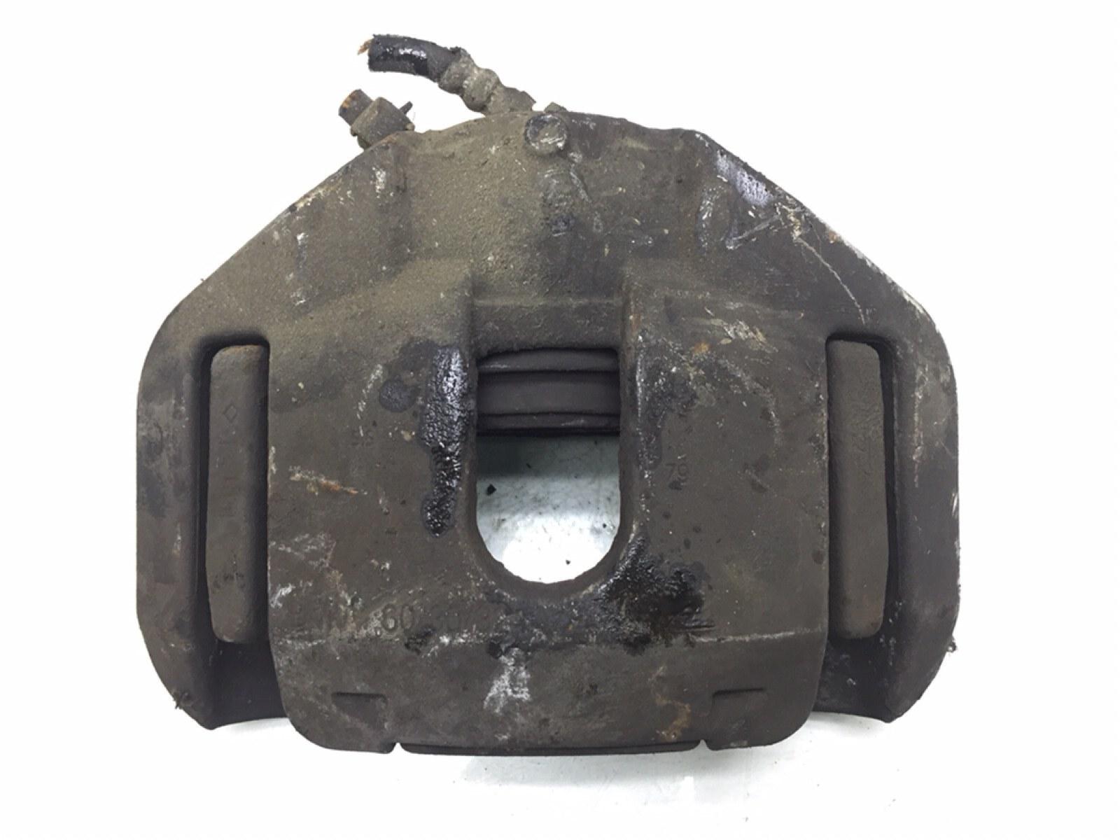 Суппорт передний левый Bmw 5 E60 3.0 I 2004 (б/у)