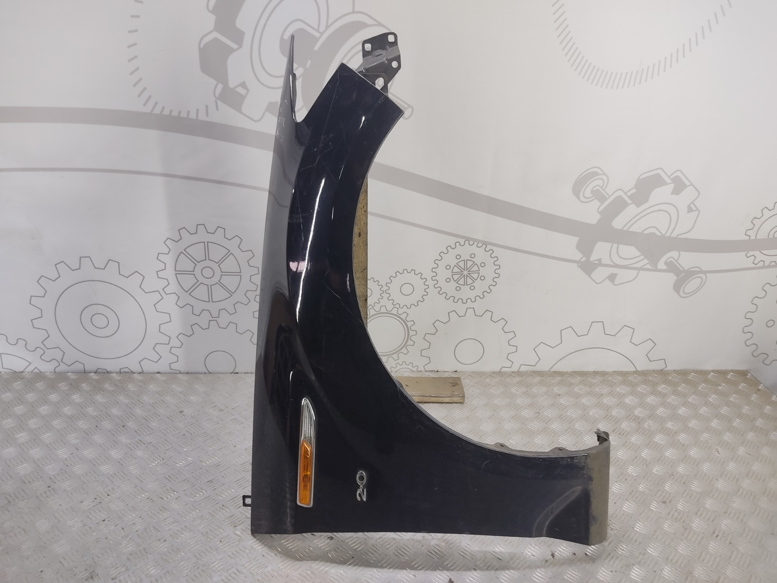 Крыло переднее правое Ford Mondeo 2.0 TDCI 2007 (б/у)