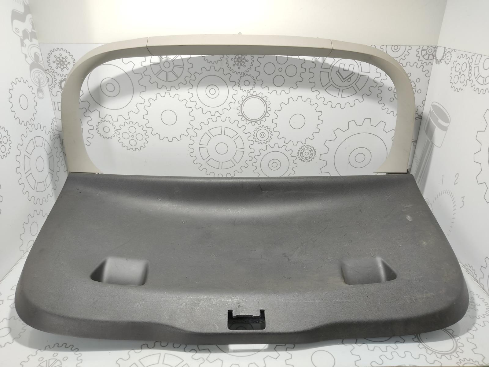 Обшивка крышки багажника Renault Grand Scenic 1.6 I 2011 (б/у)
