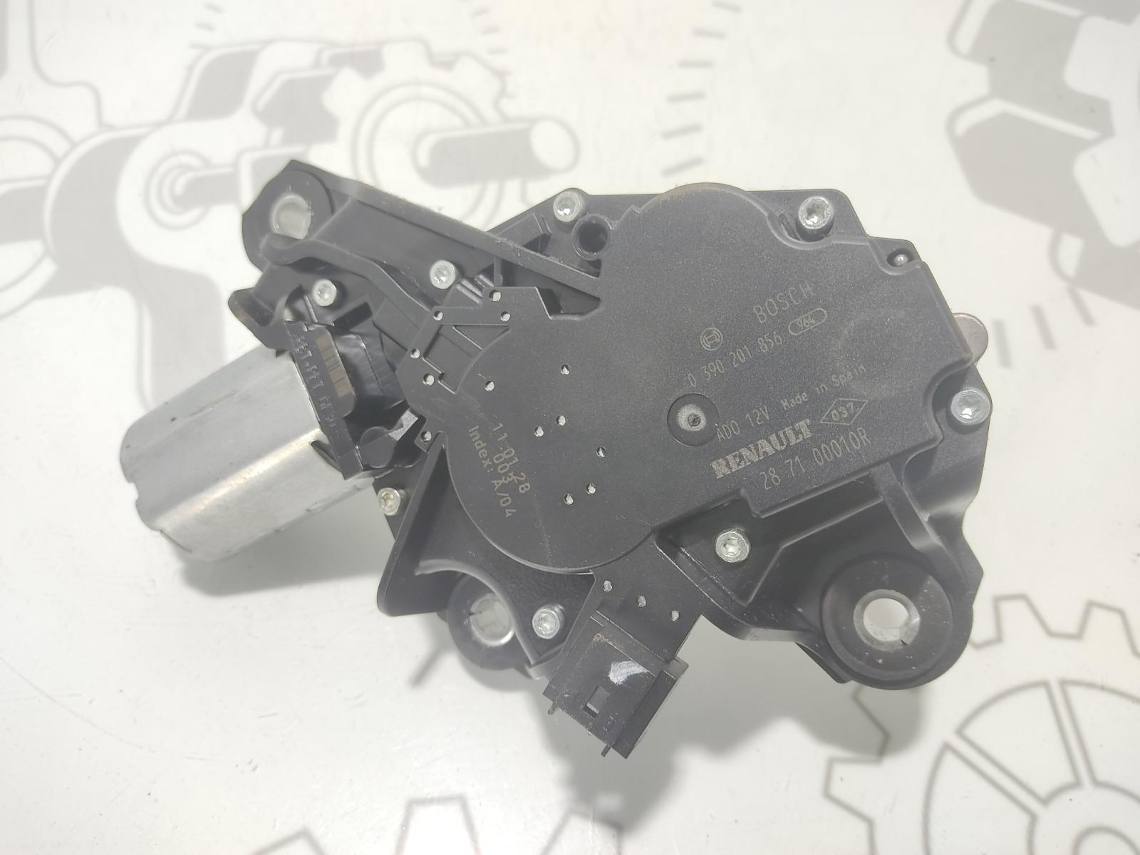 Моторчик заднего стеклоочистителя (дворника) Renault Grand Scenic 1.6 I 2011 (б/у)