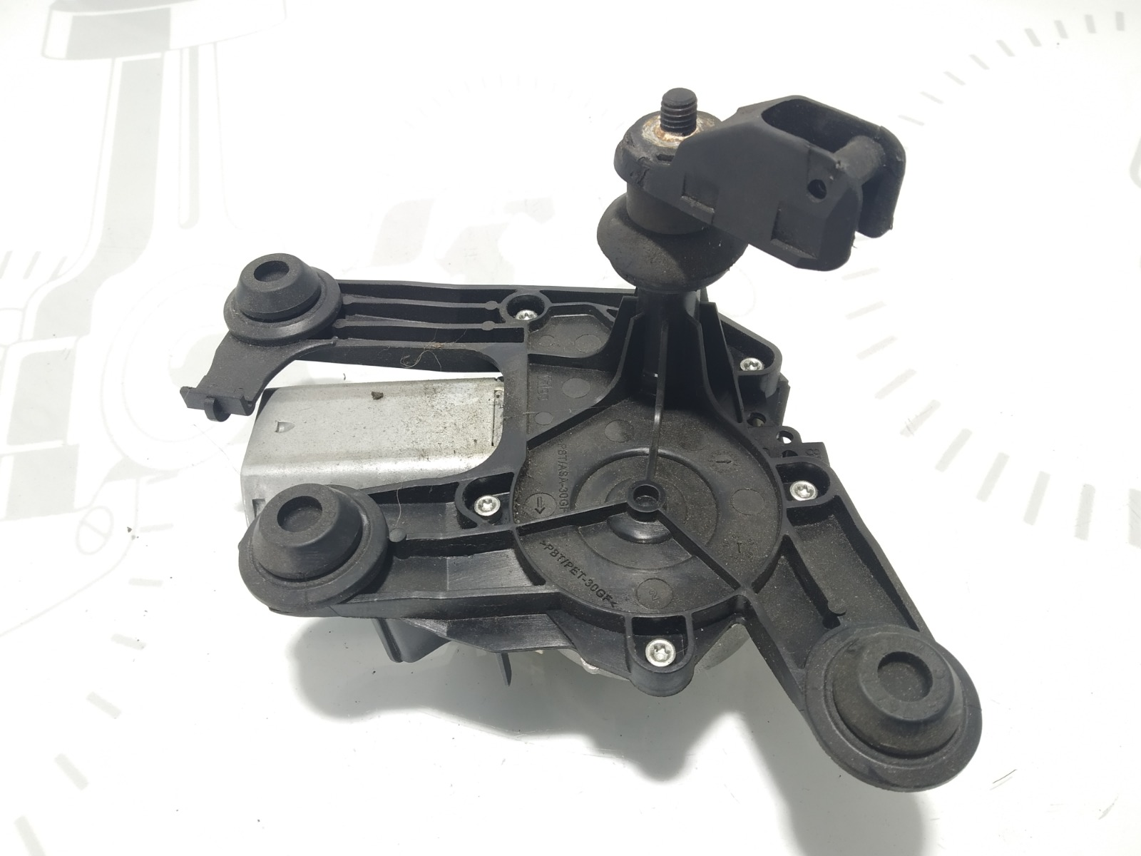 Моторчик заднего стеклоочистителя (дворника) Peugeot 308 T7 1.6 HDI 2009 (б/у)