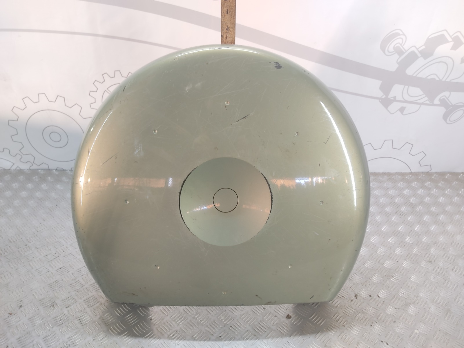 Чехол запаски Renault Scenic Rx4 2.0 I 2001 (б/у)