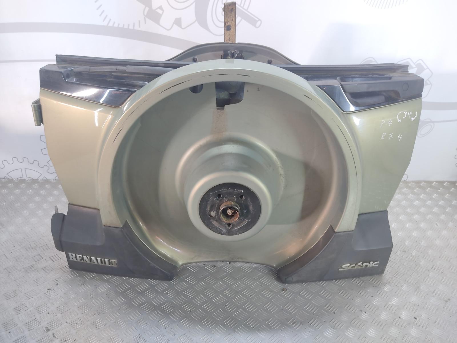 Крышка багажника Renault Scenic Rx4 2.0 I 2001 (б/у)