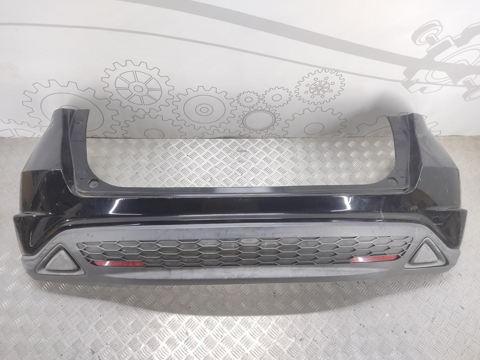 Бампер задний Honda Civic 1.3 I 2007 (б/у)