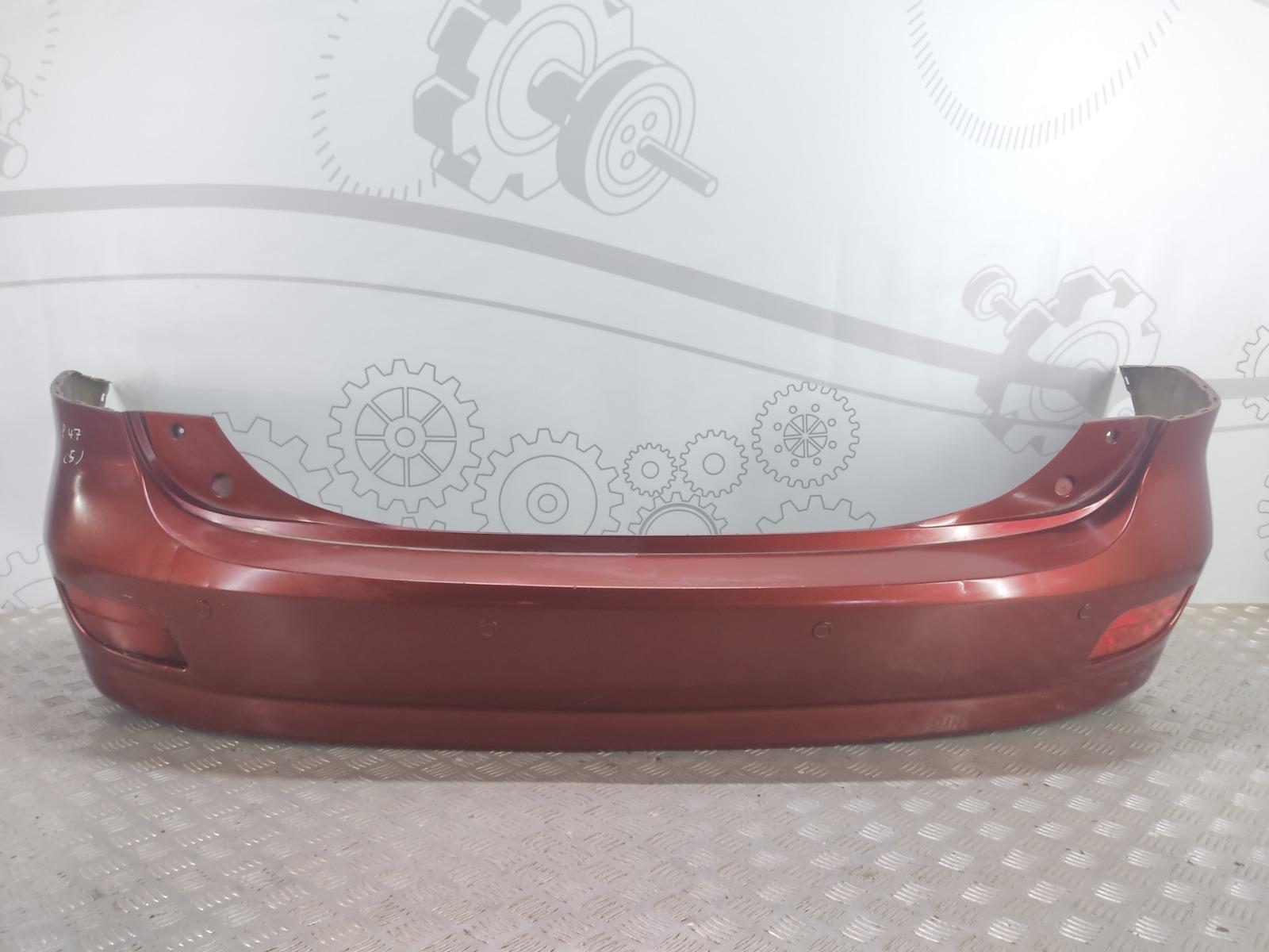 Бампер задний Mazda 5 2.0 I 2010 (б/у)