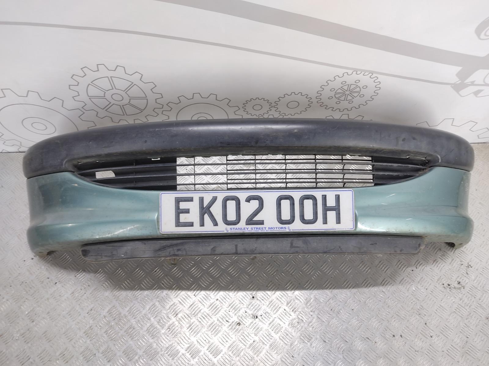 Бампер передний Peugeot 206 1.4 I 2002 (б/у)