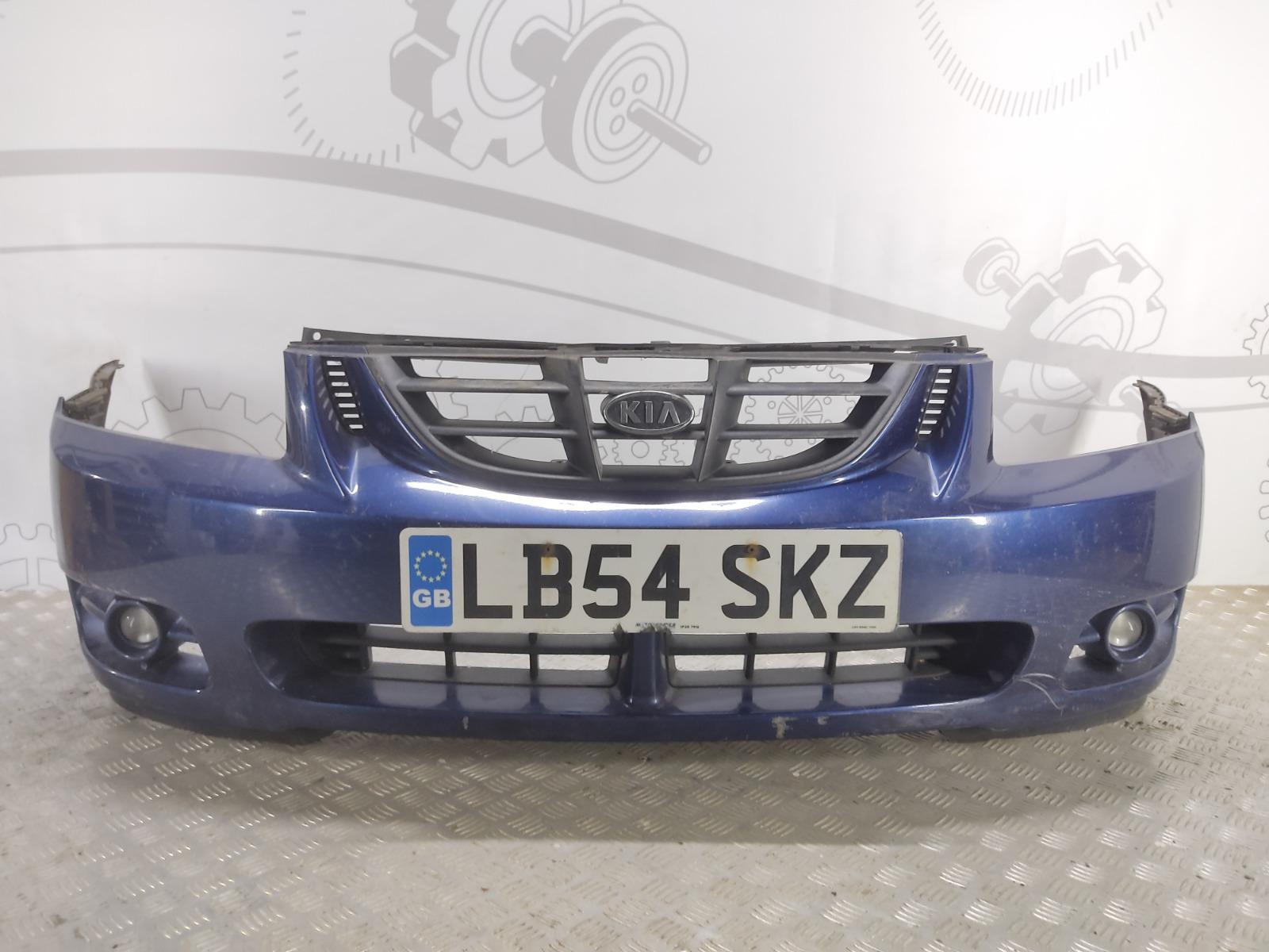 Бампер передний Kia Cerato 1.6 I 2004 (б/у)