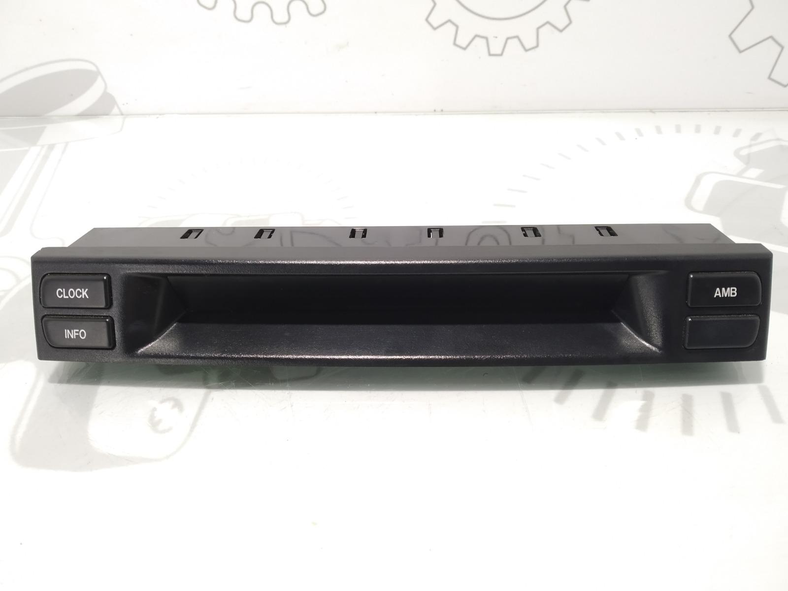 Дисплей компьютера Mazda 6 1.8 I 2007 (б/у)