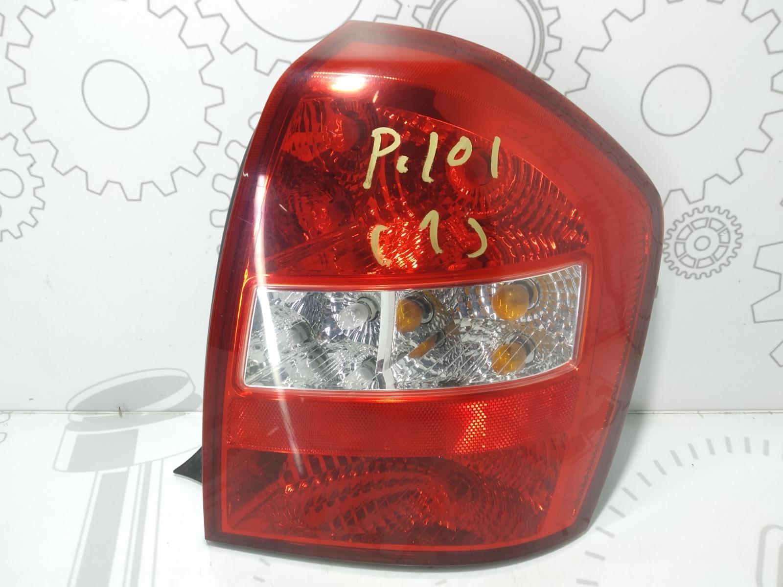 Фонарь задний правый Kia Cerato 1.6 I 2004 (б/у)