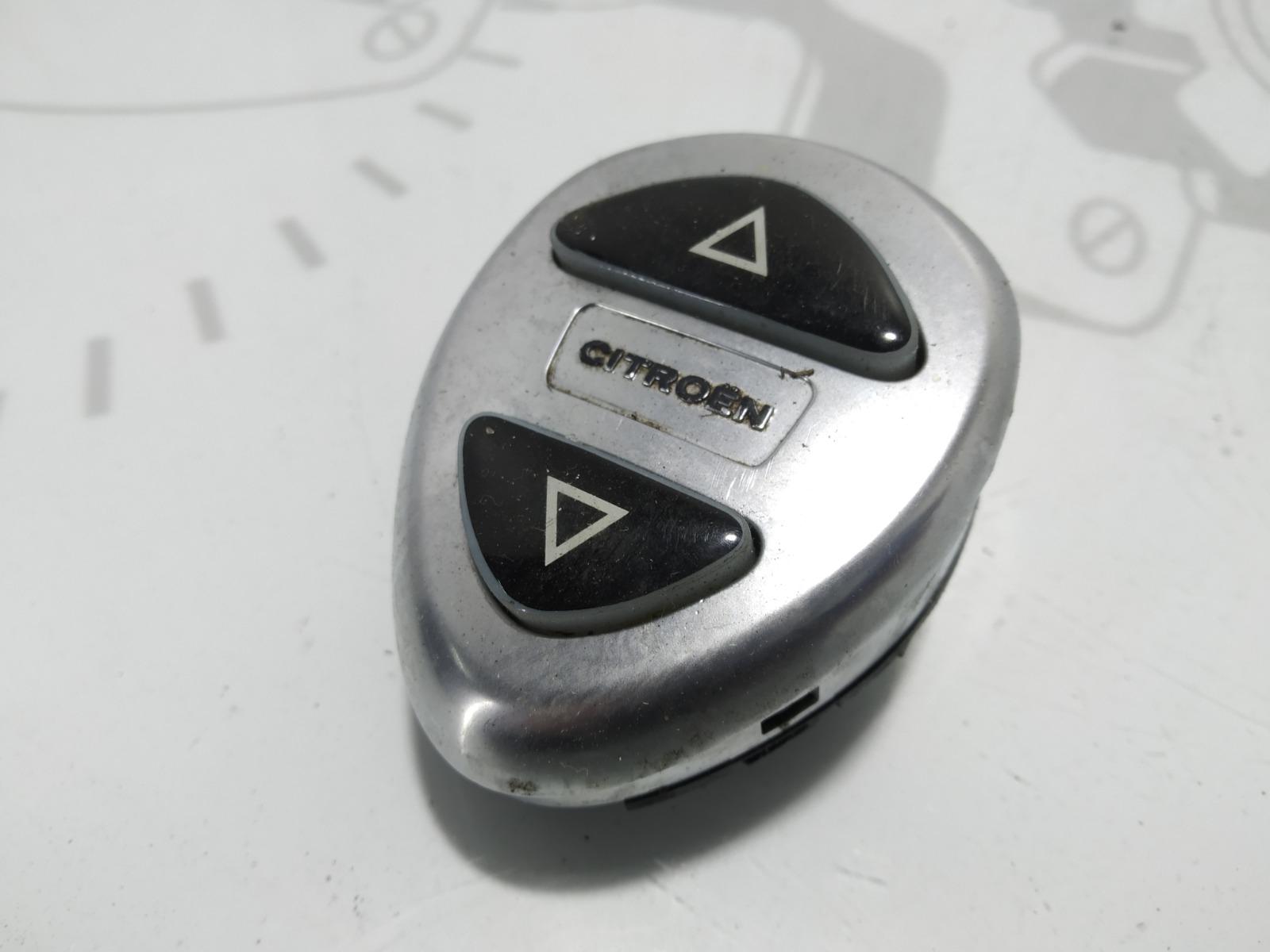 Кнопка переключения режимов подвески Citroen C5 1.6 HDI 2004 (б/у)