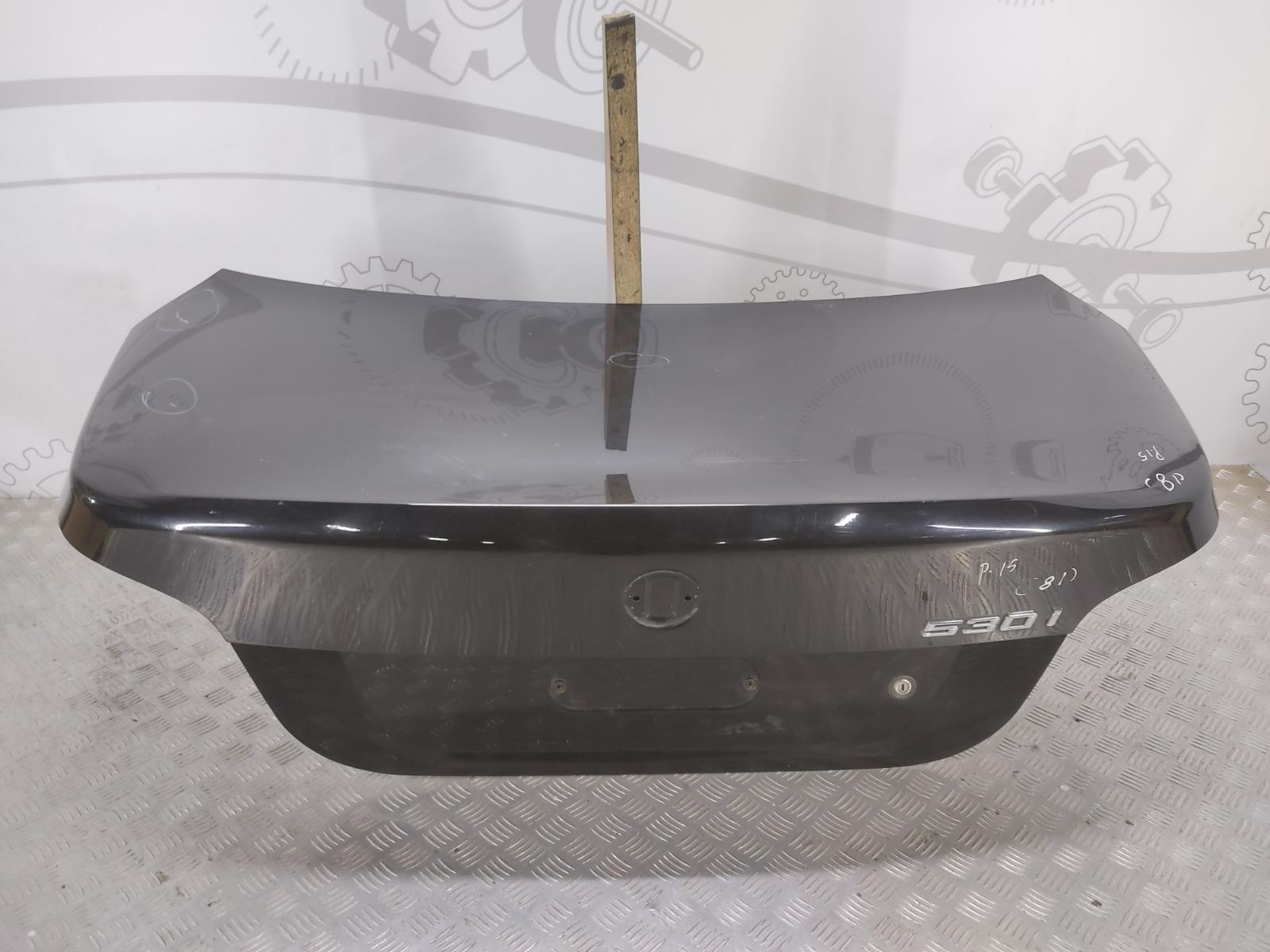 Крышка багажника (дверь 3-5) Bmw 5 E60 3.0 I 2004 (б/у)