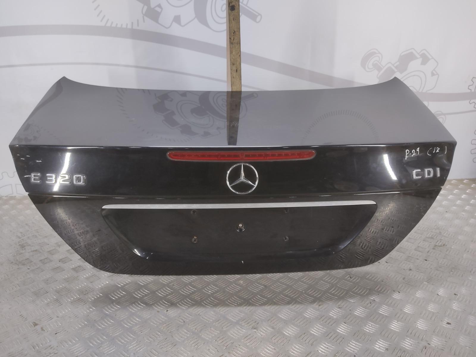 Крышка багажника (дверь 3-5) Mercedes E W211 3.2 CDI 2003 (б/у)