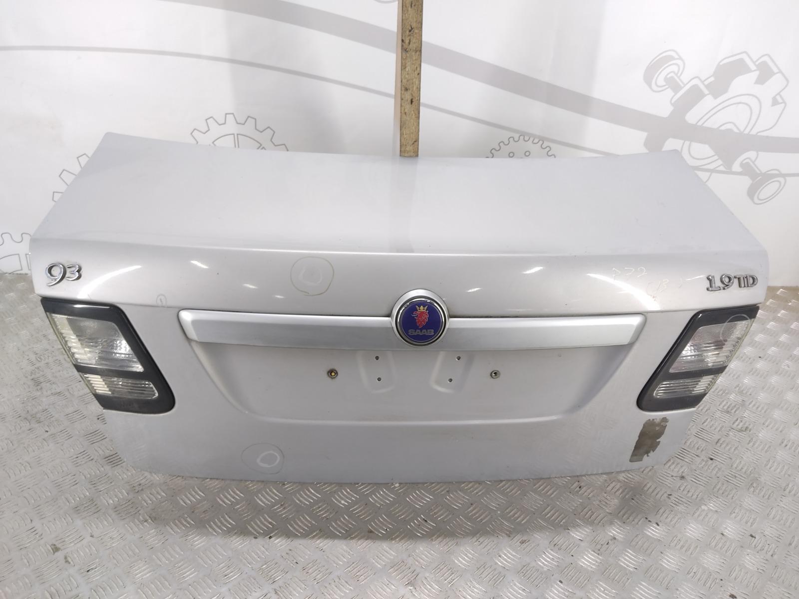 Крышка багажника (дверь 3-5) Saab 9-3 1.9 TID 2008 (б/у)