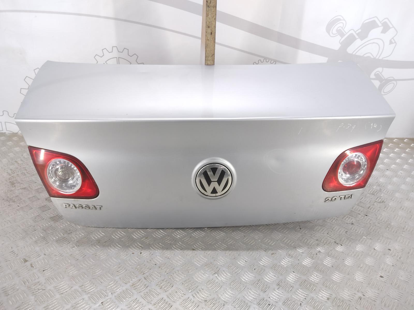 Крышка багажника (дверь 3-5) Volkswagen Passat B6 2.0 TDI 2005 (б/у)