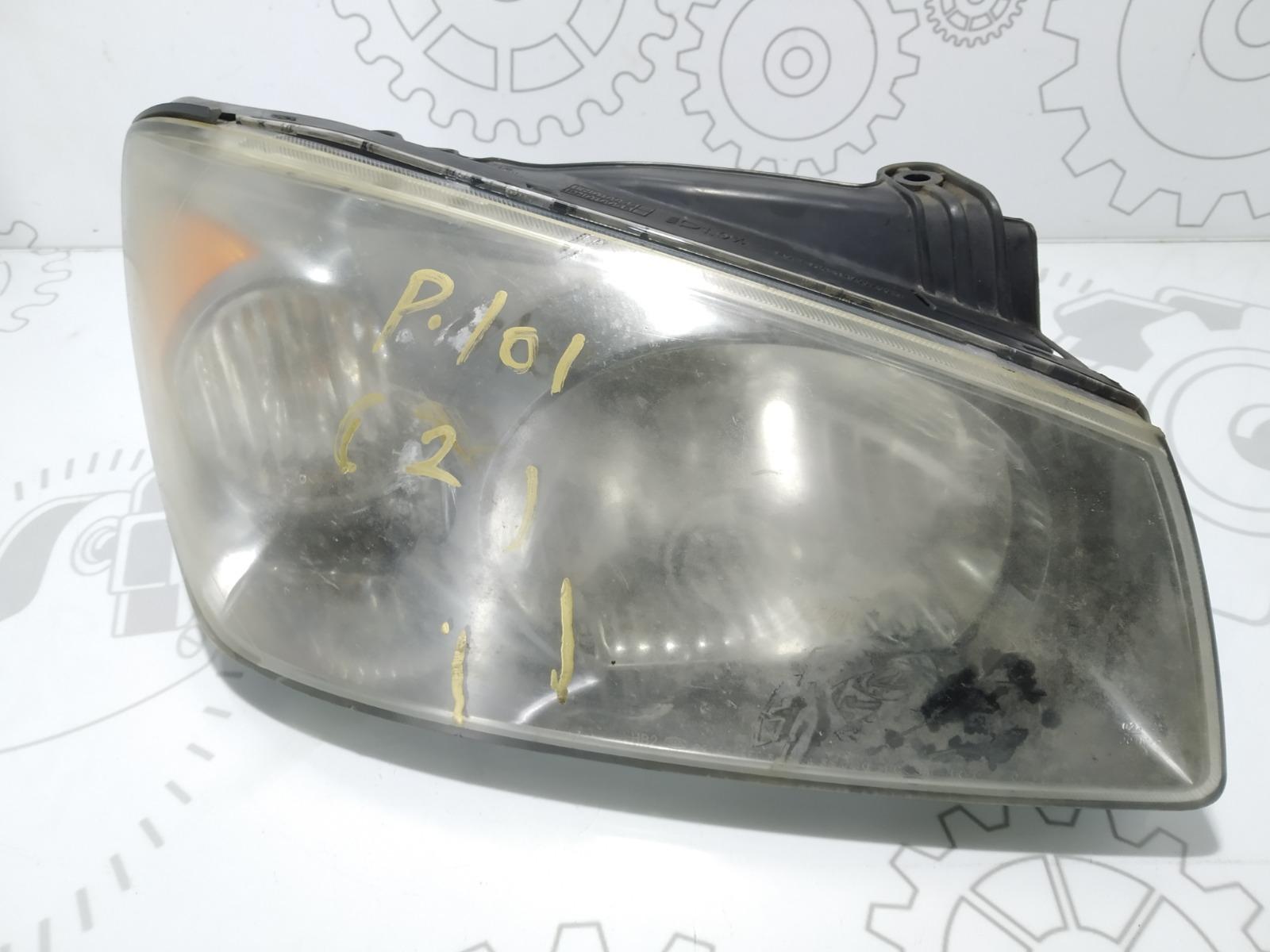 Фара правая Kia Cerato 1.6 I 2004 (б/у)