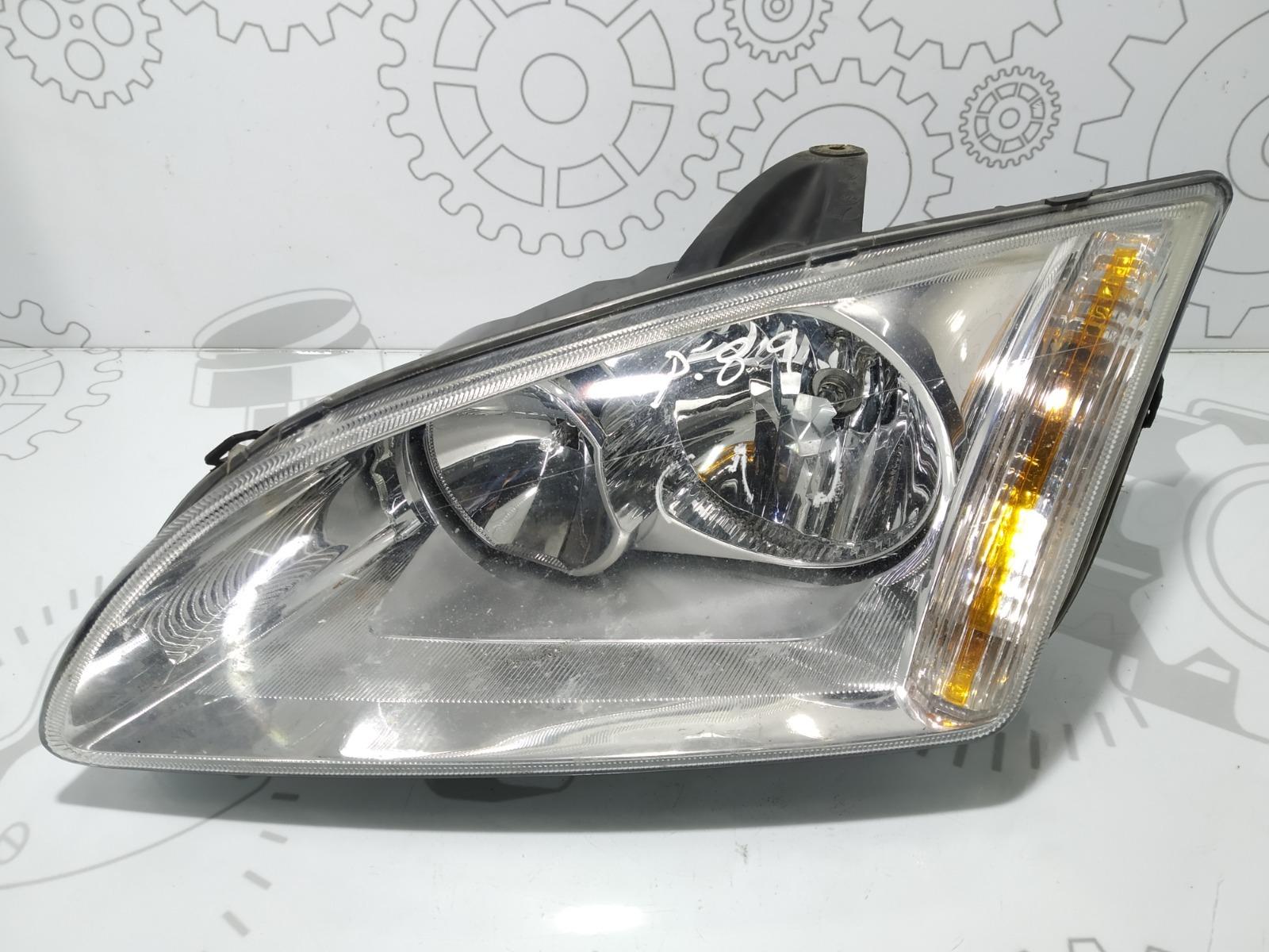 Фара левая Ford Focus 1.6 TDCI 2007 (б/у)
