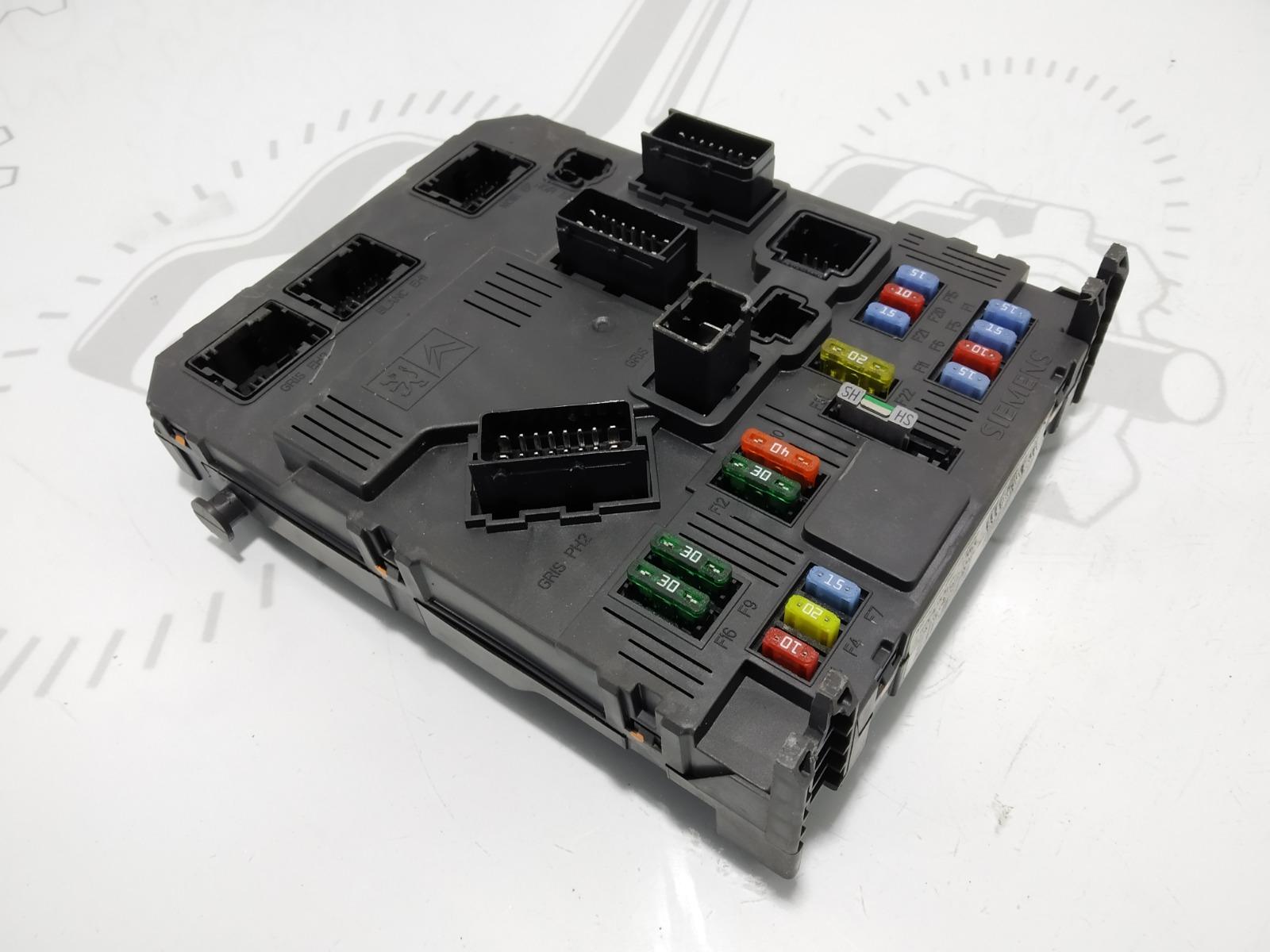 Блок комфорта Citroen Xsara Picasso 1.6 HDI 2007 (б/у)