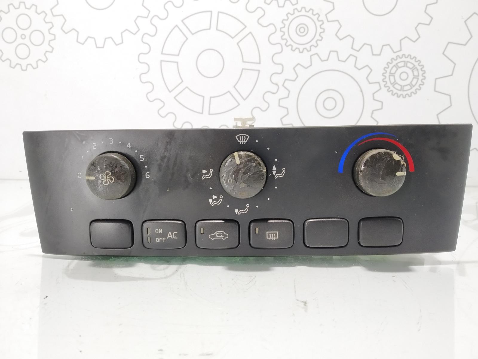 Блок управления печки/климат-контроля Volvo V40 1.6 I 2003 (б/у)