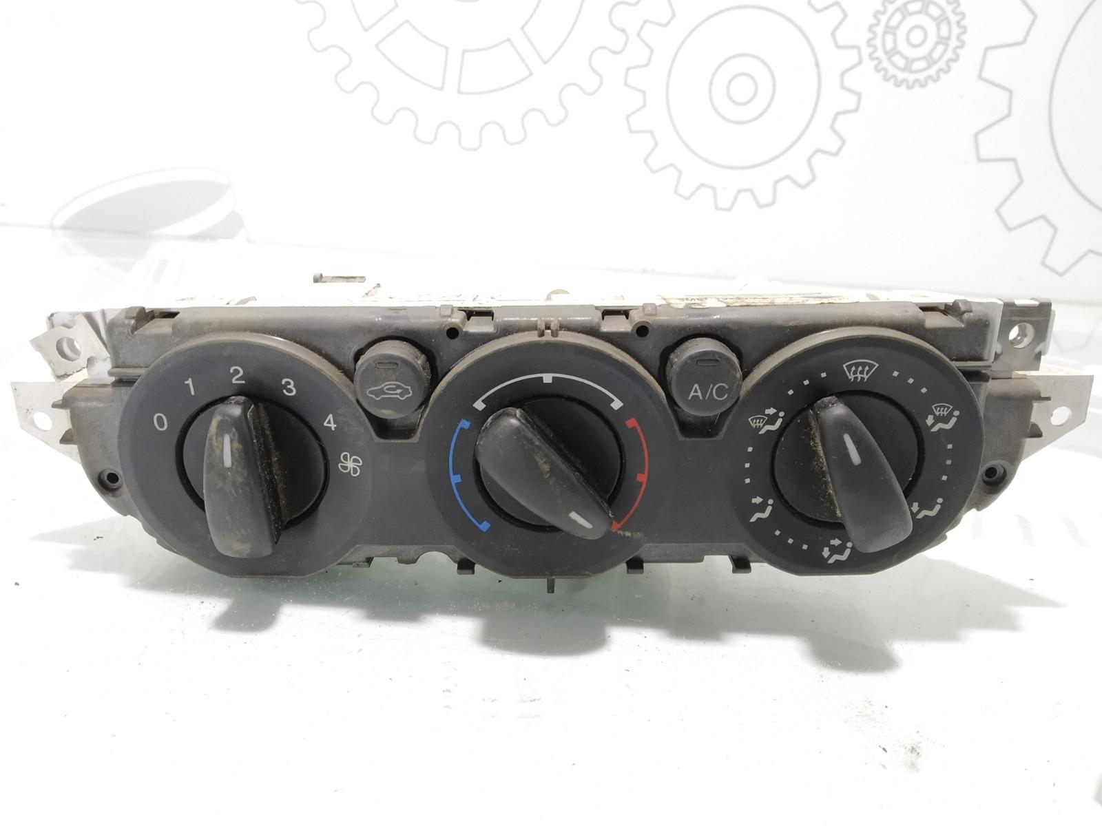 Блок управления печки/климат-контроля Ford Focus 1.6 I 2005 (б/у)